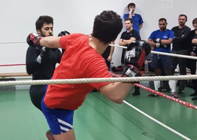 boxe française Savate Paris ebf6 combat 4