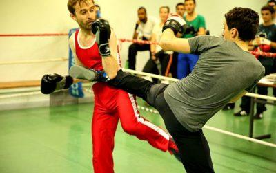 8 septembre 2015 : reprise des cours de boxe française