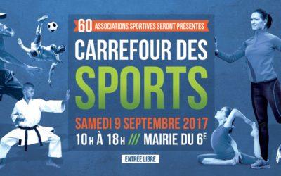 9 septembre 2017, L'EBF VI au Carrefour des Sports