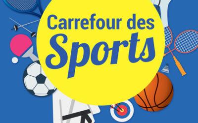 5 septembre 2020, L'EBF VI au Carrefour des Sports